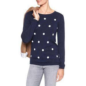 Banana Republic Factory   Bold Dot Forever Sweater